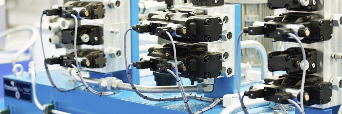 Hydraulic installation